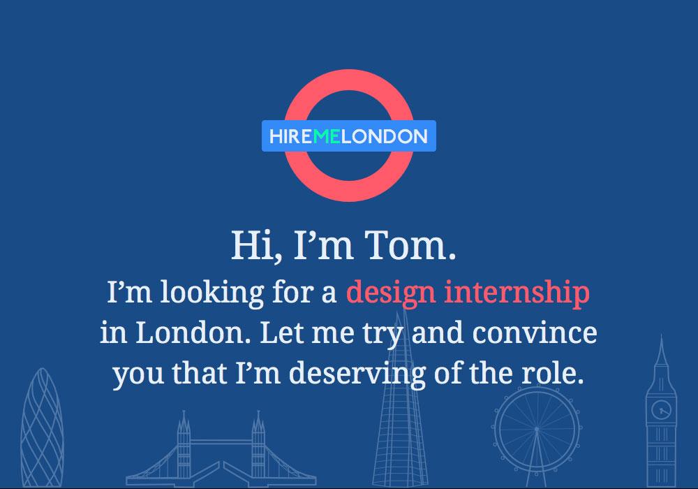 Hire Me London