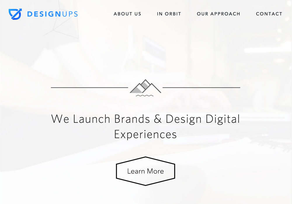 DesignUps - A digital design agency