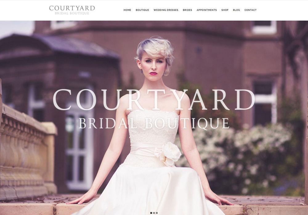 Courtyard Bridal Boutique