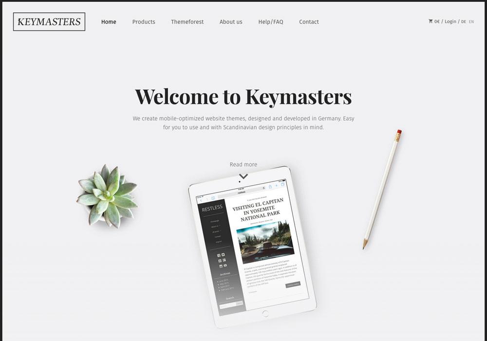 Keymasters
