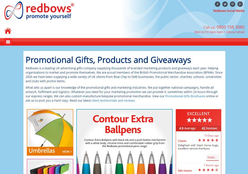 Redbows Marketing Gifts