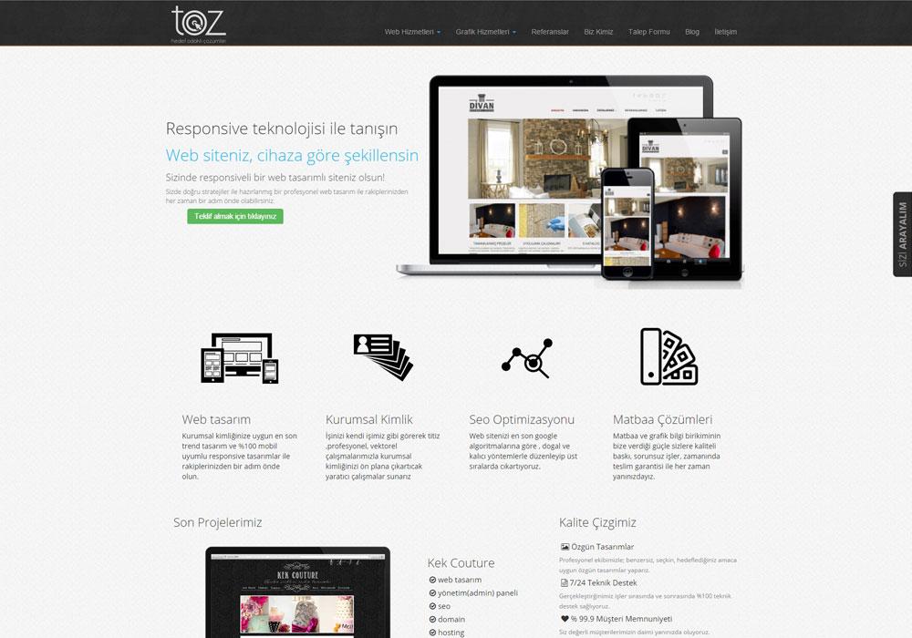 web & graphic design