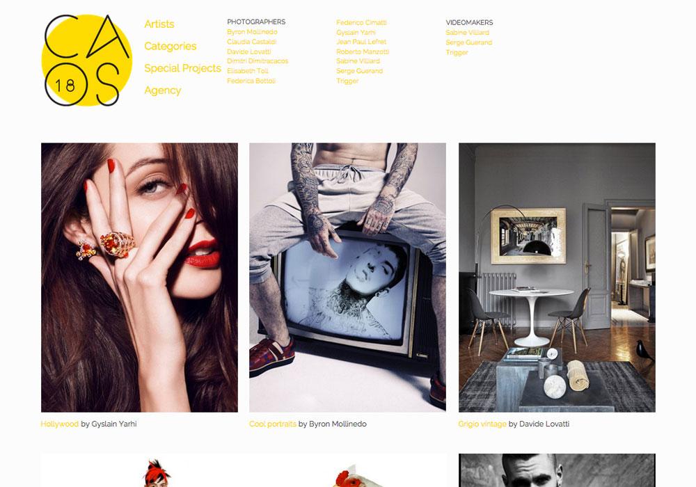 Caos18 Photo Agency