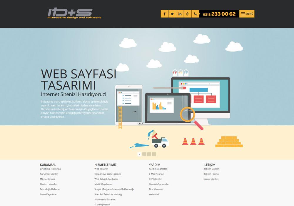 IDS / Web Tasarım