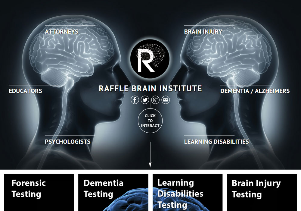 Raffle Brain Institute