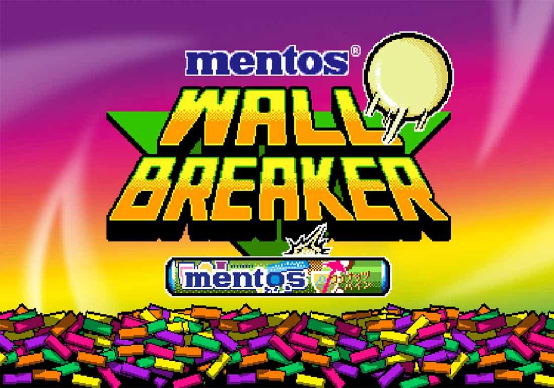 mentos WALL BREAKER