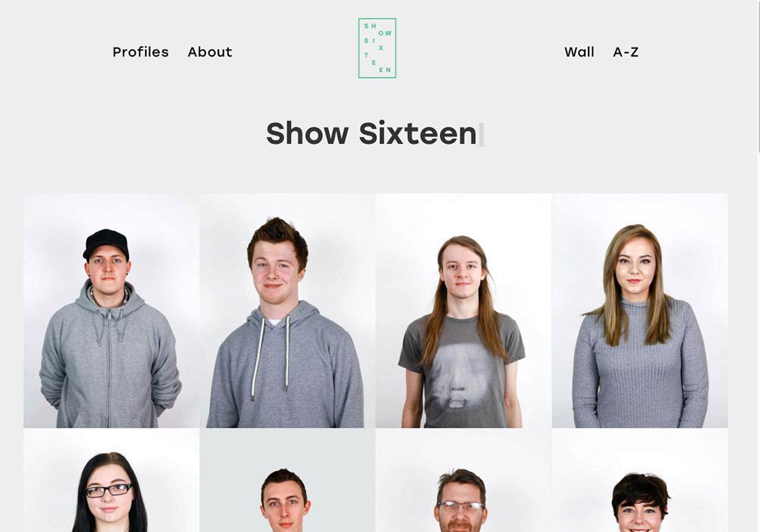 Show Sixteen