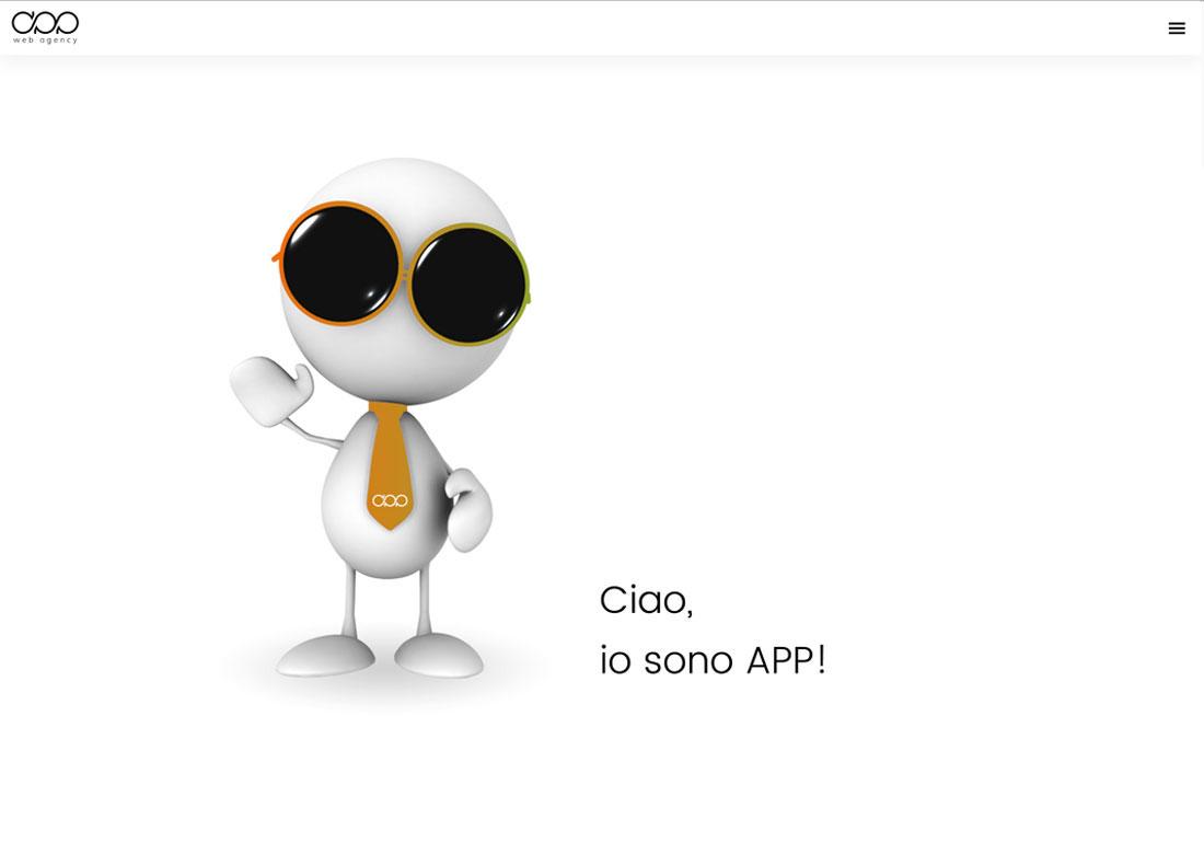 APP Web Agency - CSS Winner - 웹