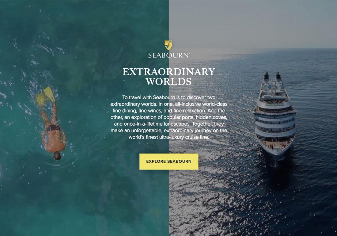 Extraordinary Worlds of Seabourn