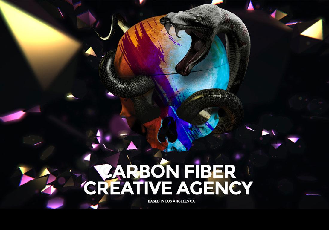 Carbon Fiber Creative Agency