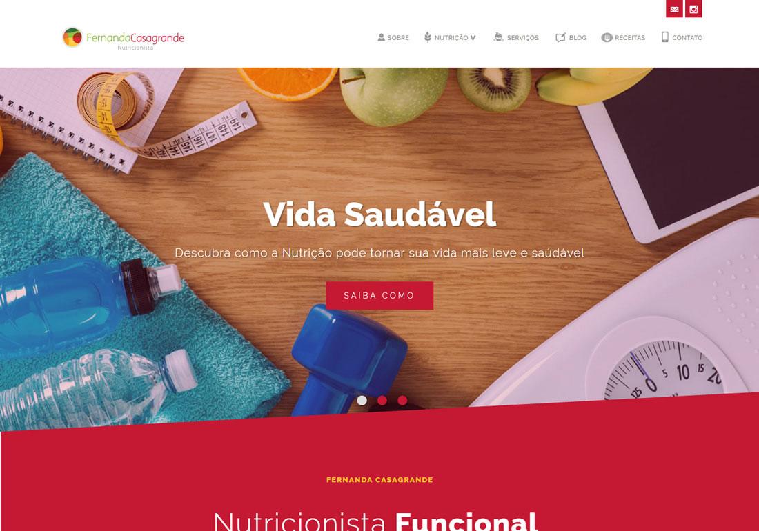 Fernanda Casagrande Nutricionista