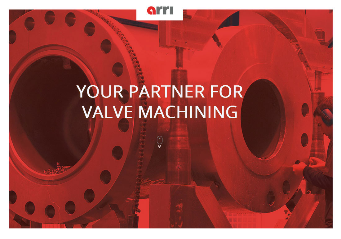 ARRI - MACHINING OF VALVES