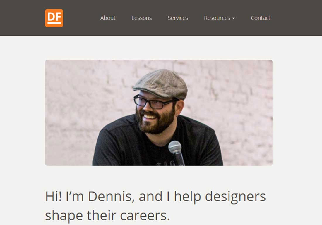 Personal Website of  Dennis Field