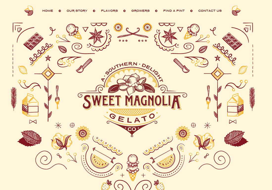 Sweet Magnolia Gelato Company