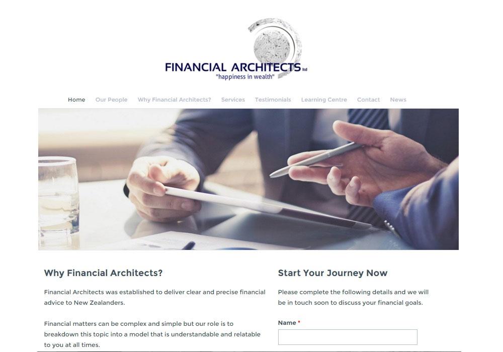 Web Design Auckland - Portfolio 1