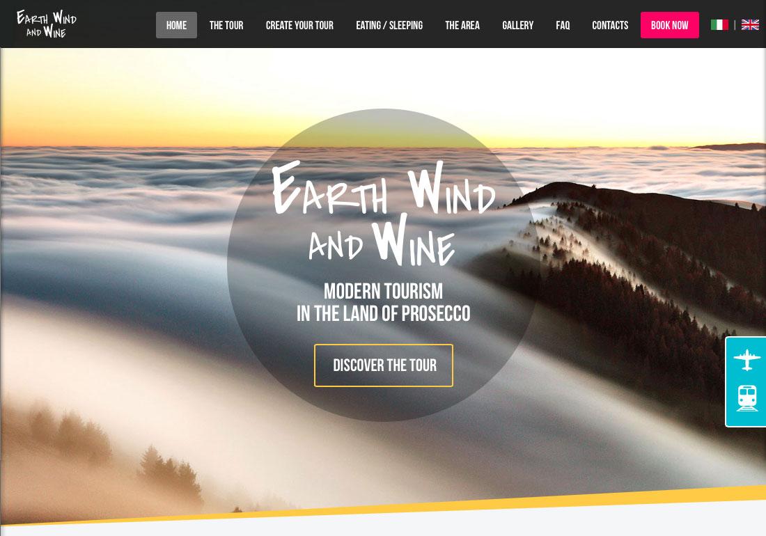 Earth Wind & Wine