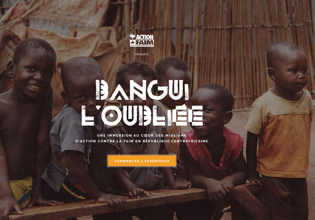 Bangui l'oubliee
