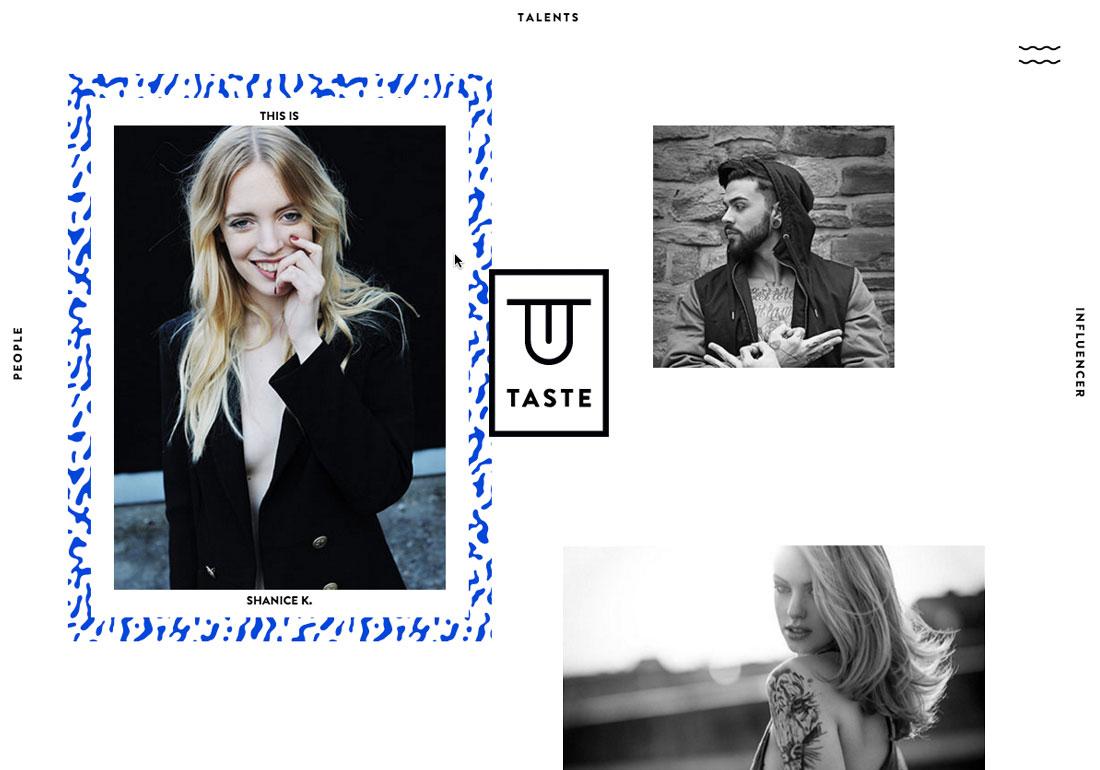 TASTE – Iconic People