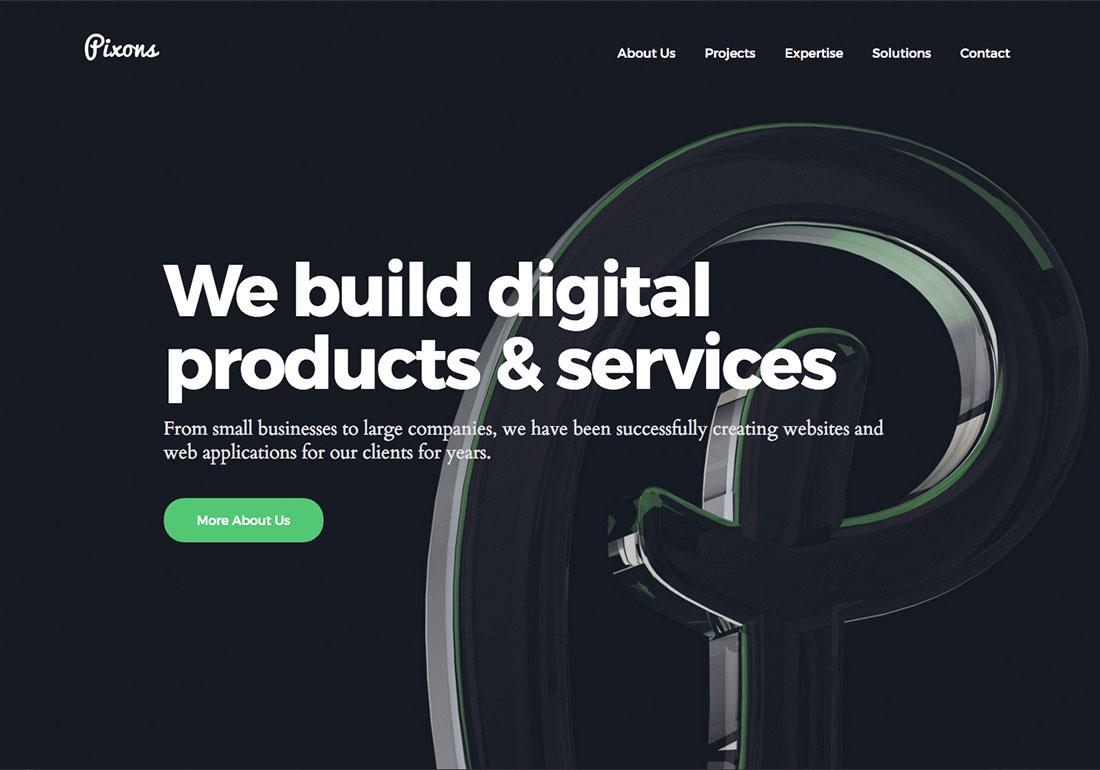 Pixons - Digital Agency