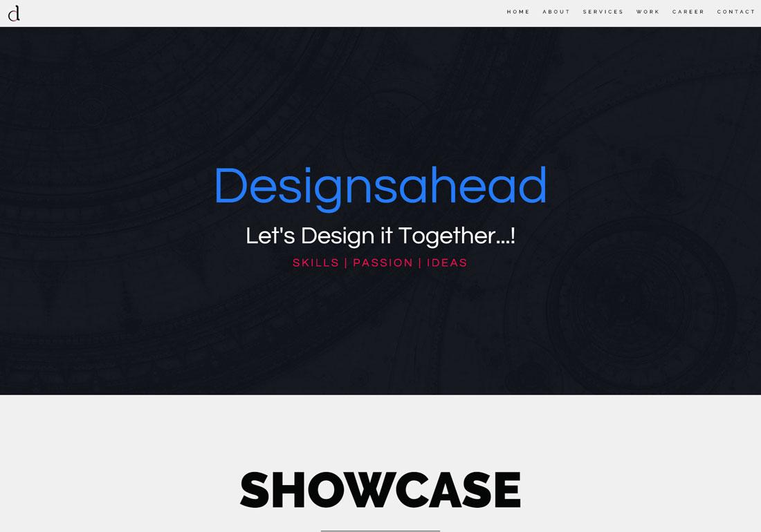 Designsahead Innovative solutions