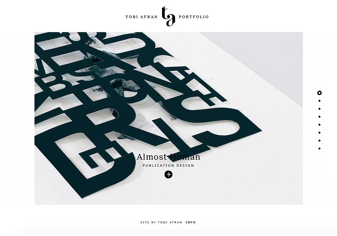 Tobi Afran - Graphic Design