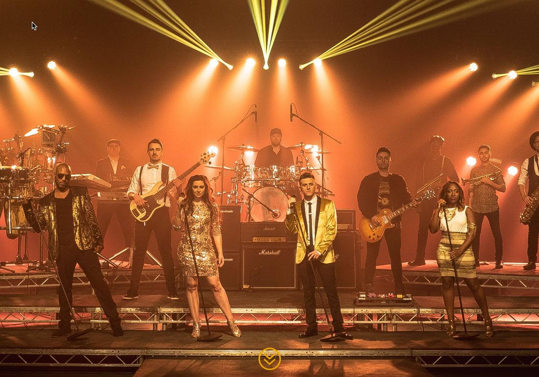 Jam Hot World-Class Modern Pop Band