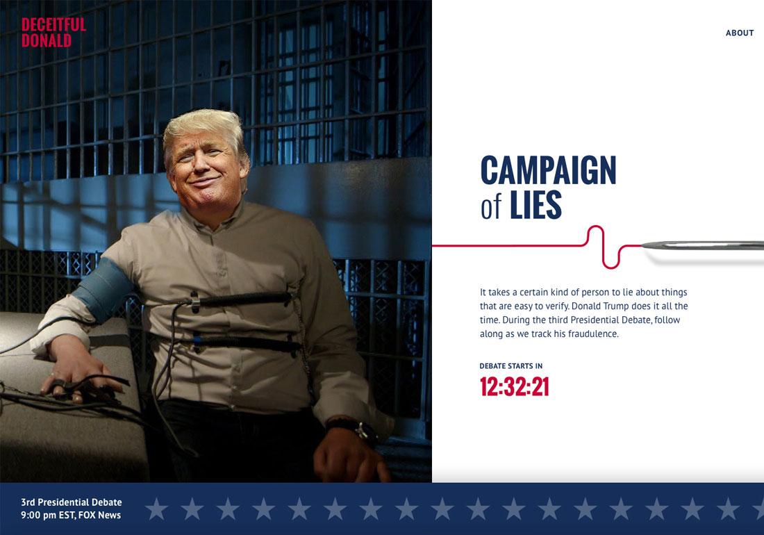Deceitful Donald
