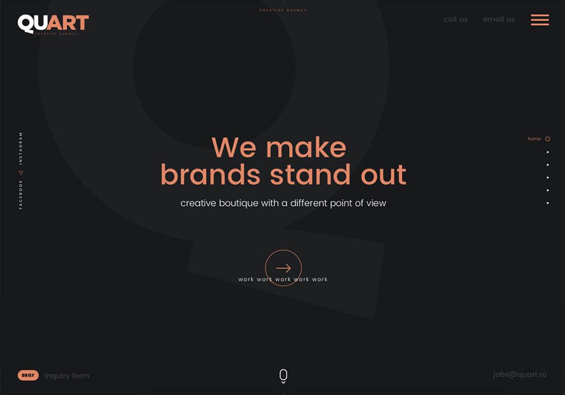 Quart New Website