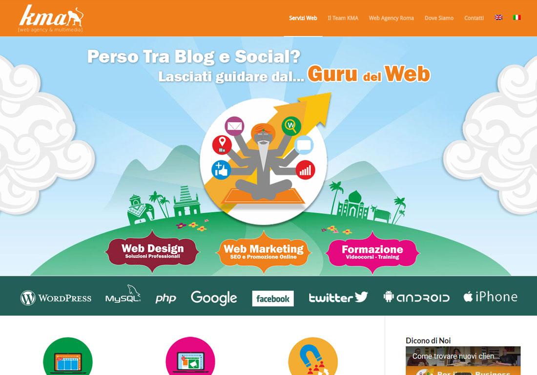 KMA Web Agency Roma