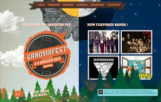 SandvikFest Festival