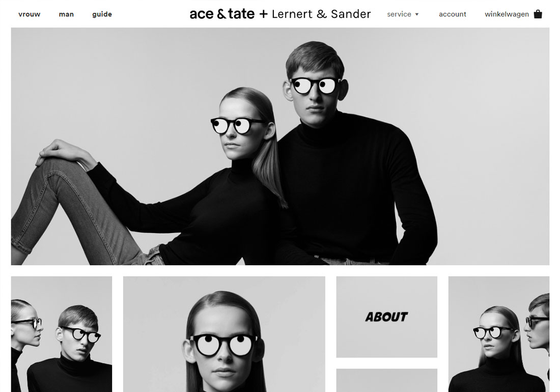 Ace & Tate + Lernert & Sander
