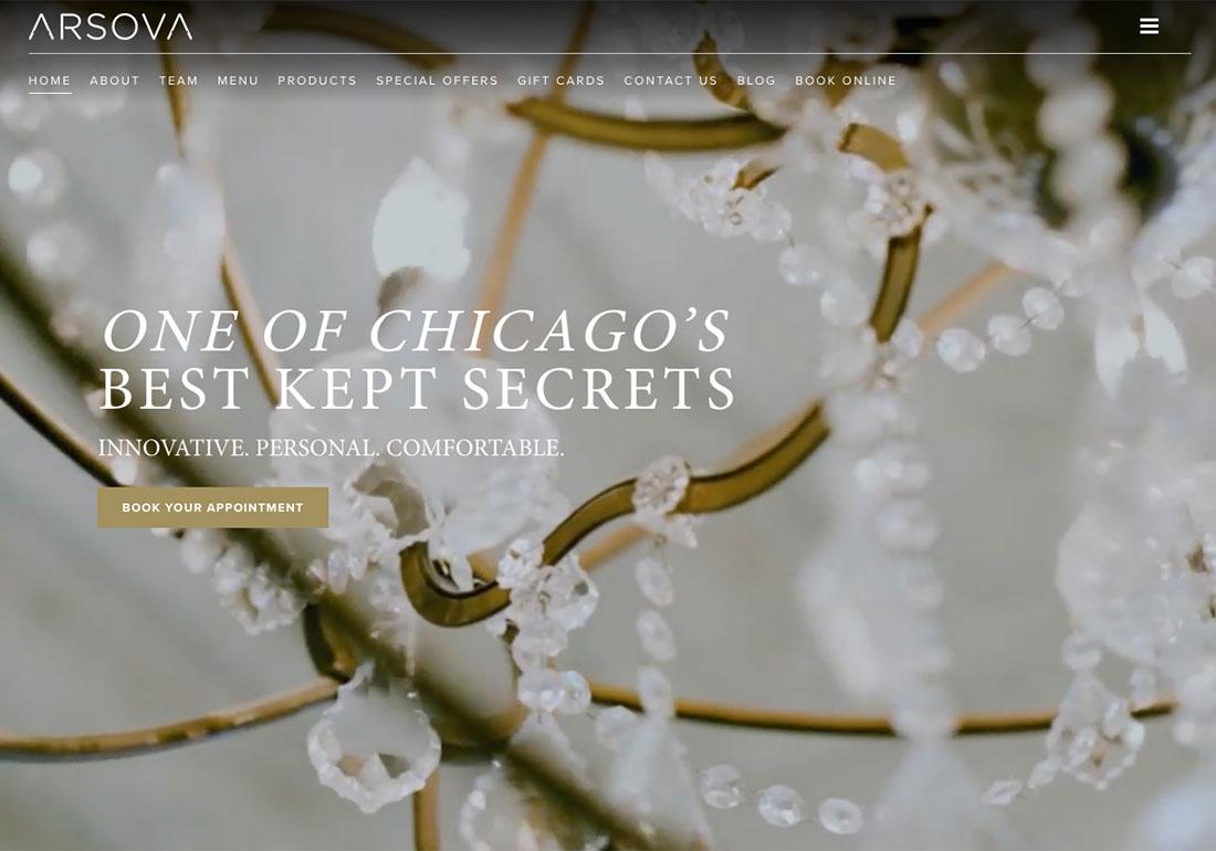 Arsova Salon Chicago
