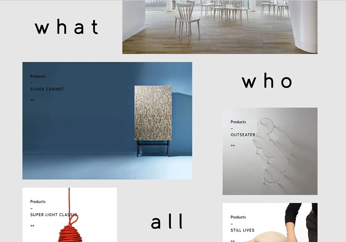 &Kraud - designing objects