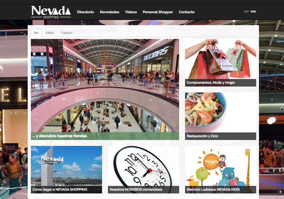 Centro Comercial Nevada Shopping