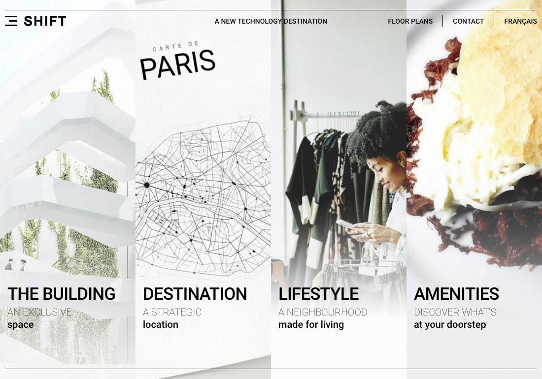 SHIFT Paris