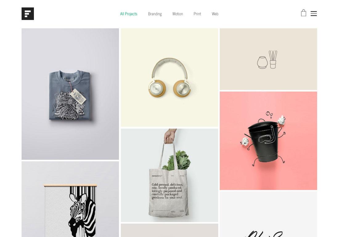 Fizz Portfolio Wordpress Theme