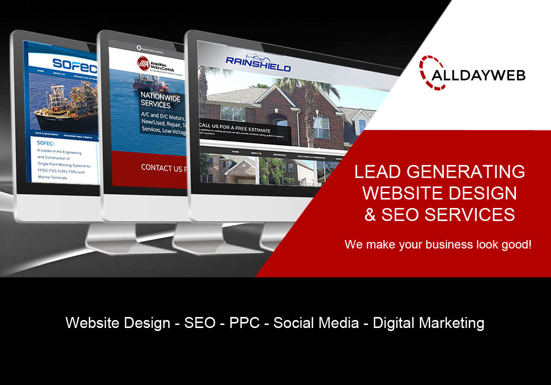 All Day Web Design & Hosting