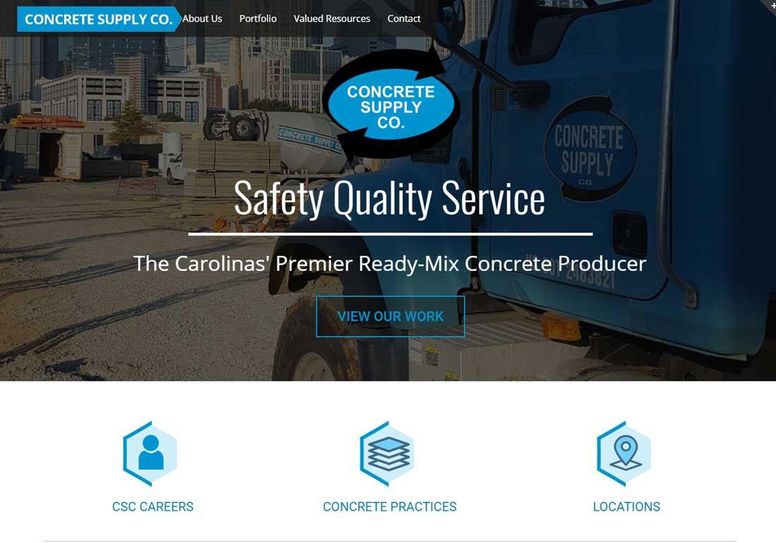 Concrete Supply Company
