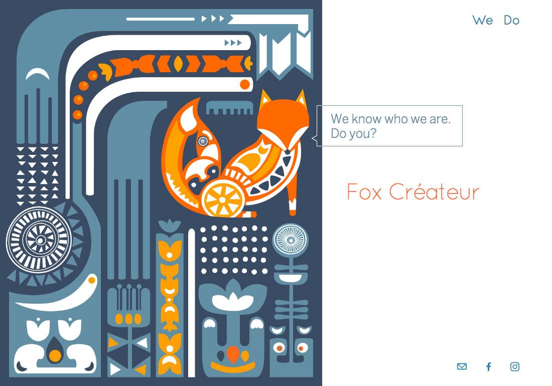 Fox Créateur