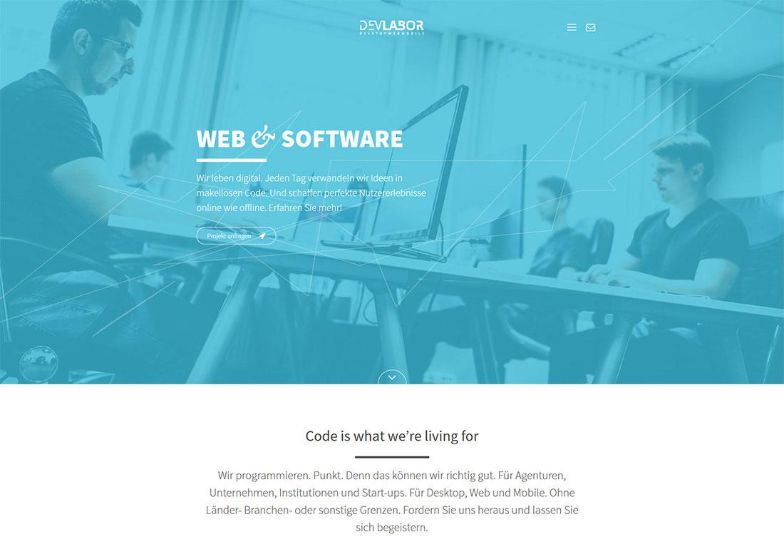 DevLabor -  Coding Agency
