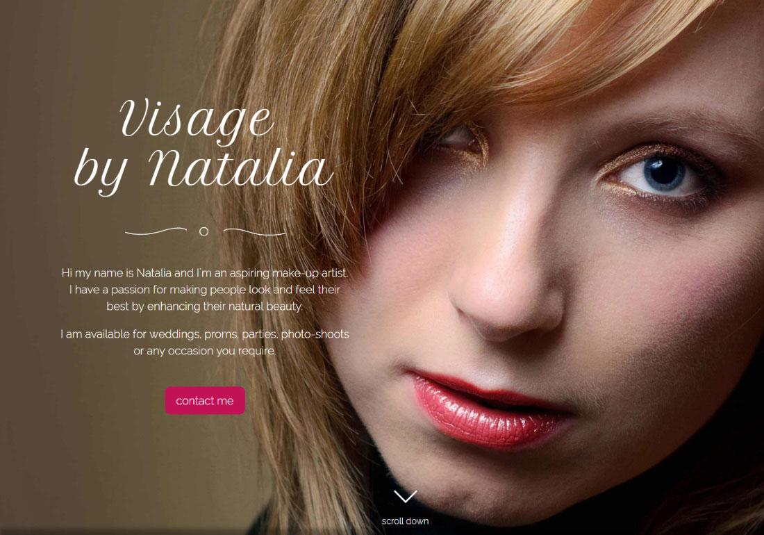 Visage by Natalia