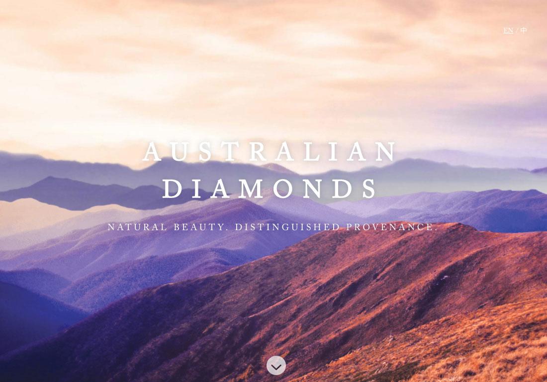 Australian Diamond Story