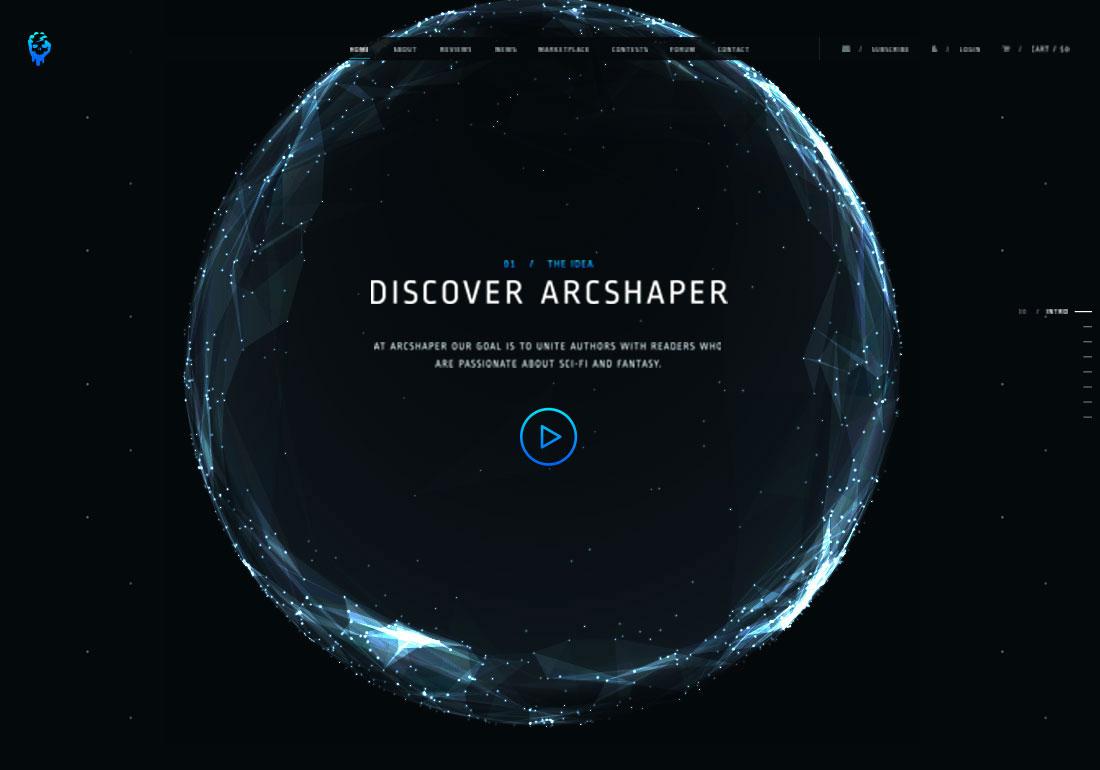 The ArcShapeR