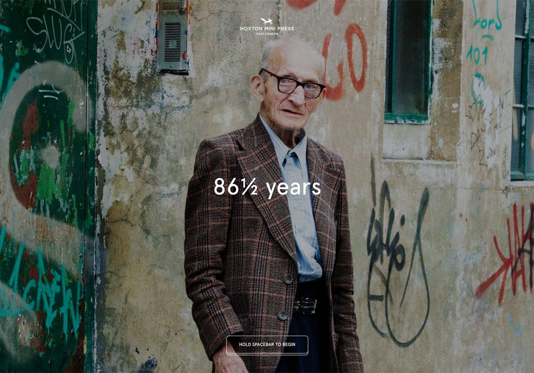 86 ½ Years