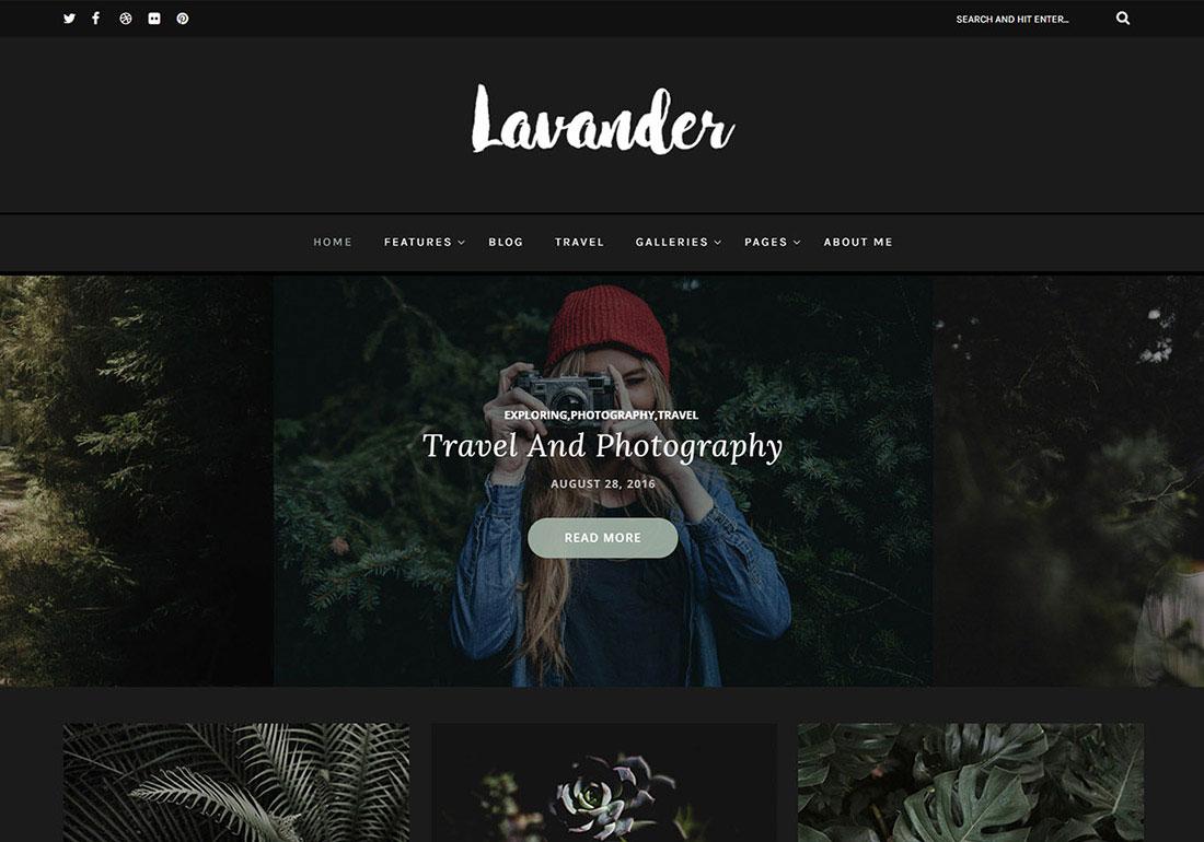 Lavander - A Lifestyle Blog