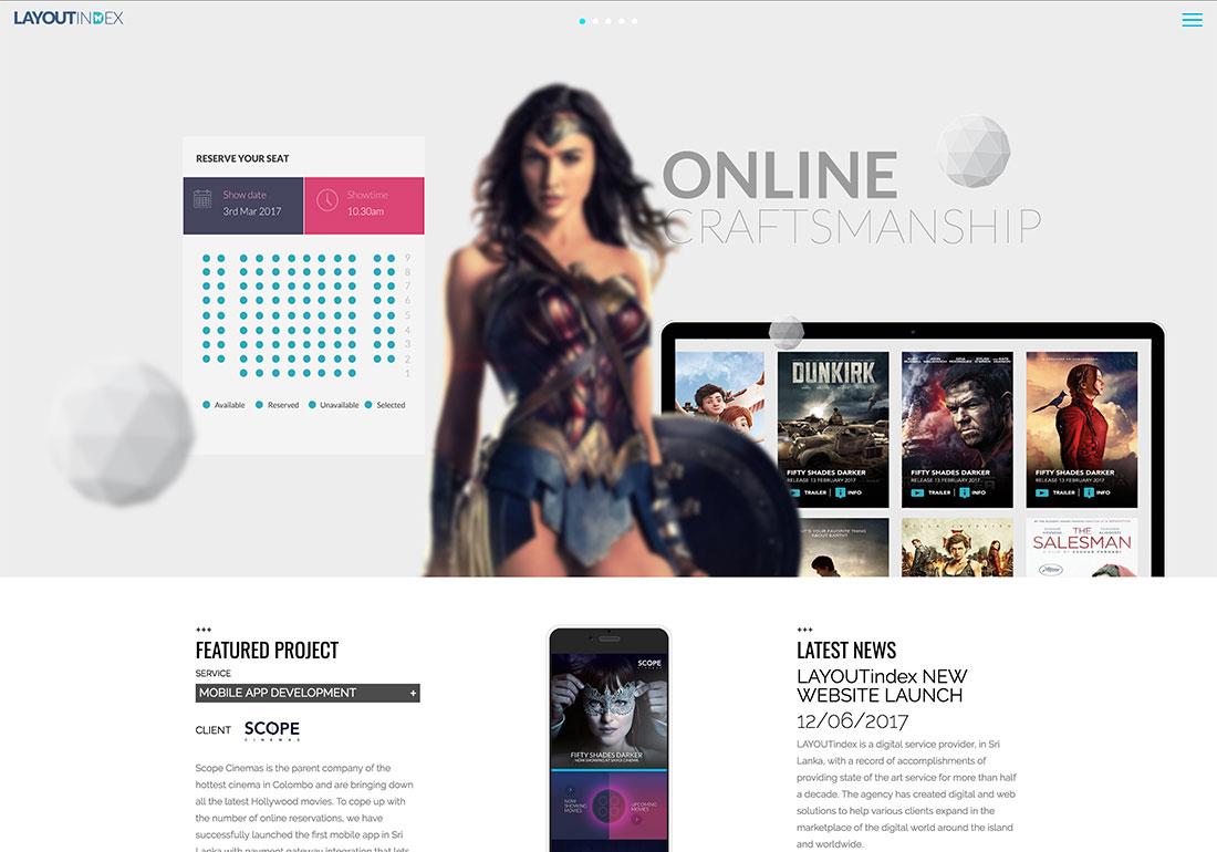 LAYOUTindex - Digital Agency
