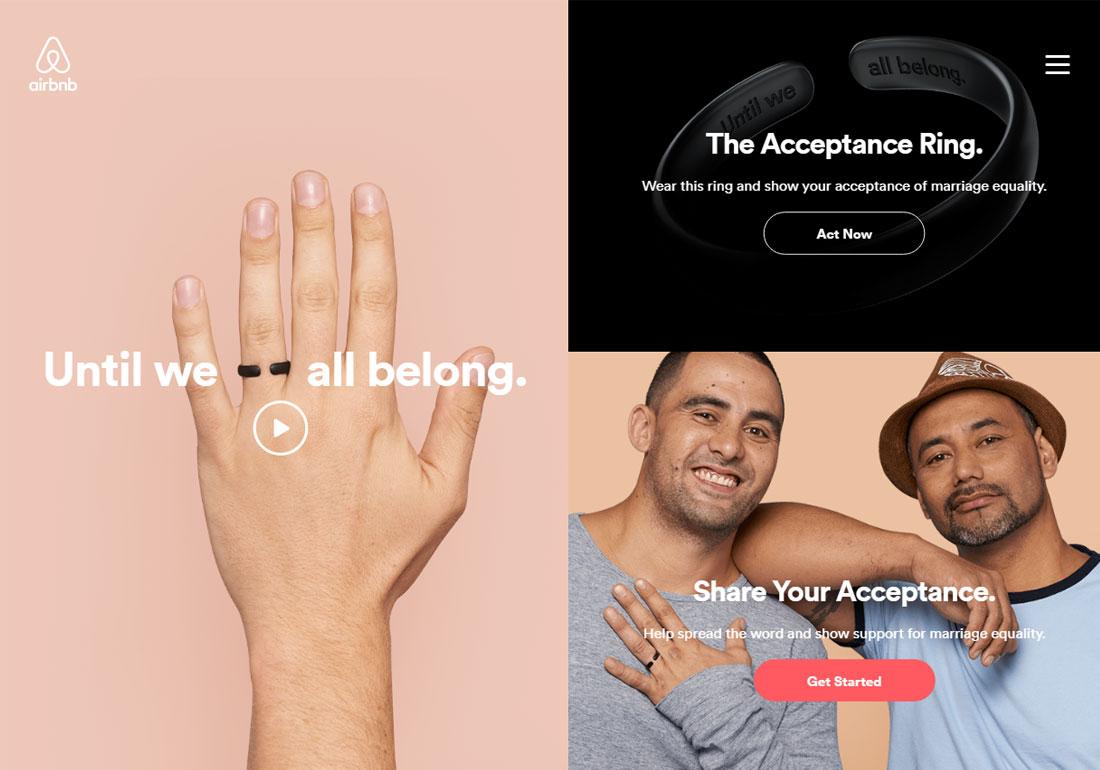 Airbnb - Until We All Belong