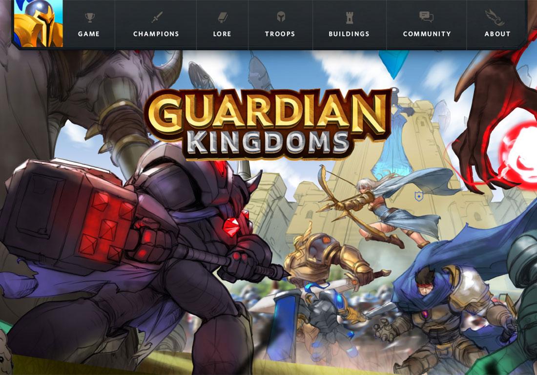 Guardian Kingdoms