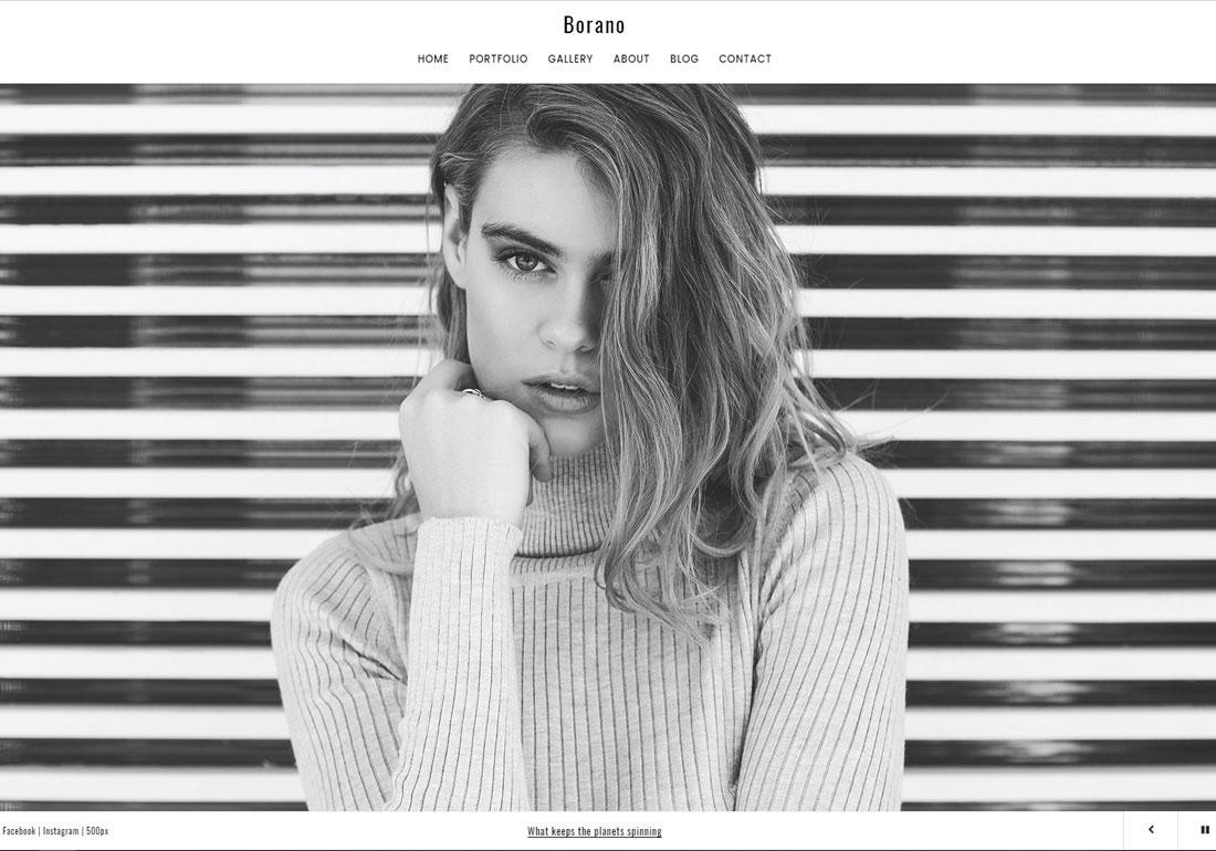 Borano - Photography / Portfolio