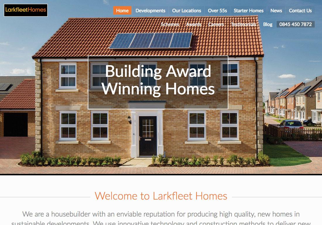 Larkfleet Homes